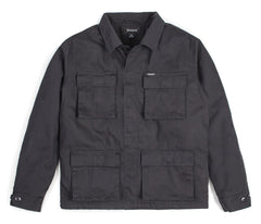 Brixton - Seeker II Men's Jacket, Washed Black - The Giant Peach - 2