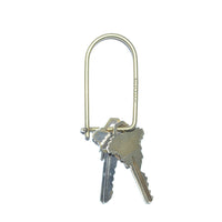 Brixton - Stipe Key Clip, Brass - The Giant Peach