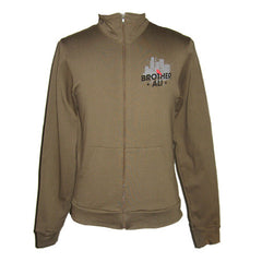 Brother Ali - City Men's Track Jacket, Army Green - The Giant Peach