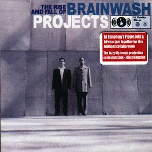 The Rise and Fall of Brainwashed Projects, CD - The Giant Peach
