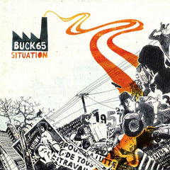 Buck 65 - Situation, CD - The Giant Peach