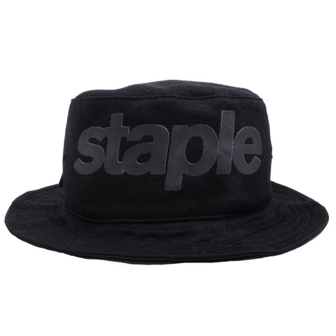 Staple - Stealth Bucket Hat, Black - The Giant Peach - 1