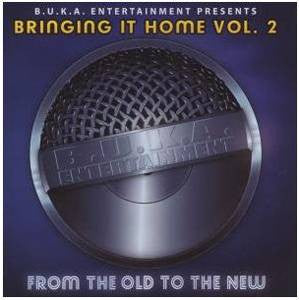 V.A. - Bringing It Home Vol. 2, CD - The Giant Peach