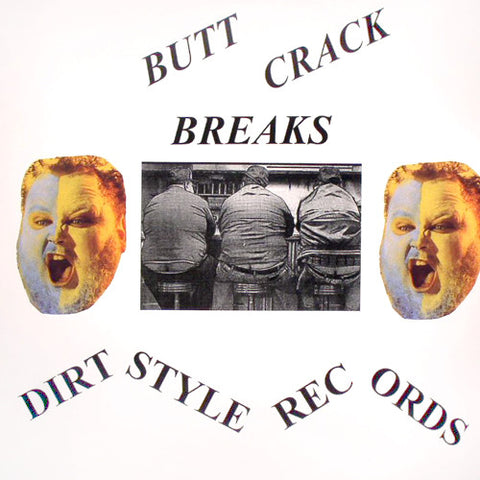 Butchwax - Butt Crack Breaks, LP Vinyl