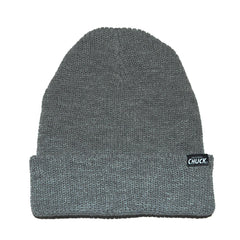 Original Chuck - Butter Beanie, Heather Grey - The Giant Peach