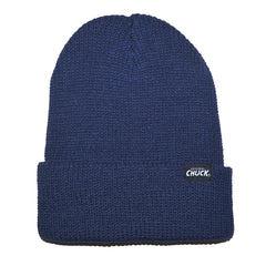 Original Chuck - Butter Beanie, Navy - The Giant Peach