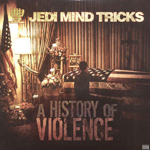 Jedi Mind Tricks - A History of Violence, CD - The Giant Peach