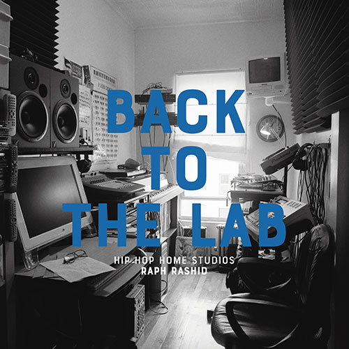Raph Rashid - Back to the Lab Book, Hardcover - The Giant Peach