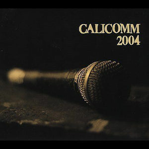 V/A - Calicomm 2004, CD+DVD