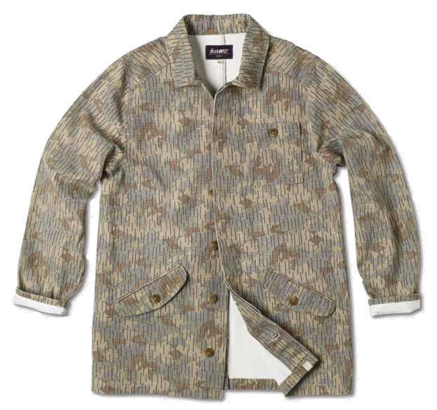 Altamont - Caliper Men's Jacket, Camo - The Giant Peach