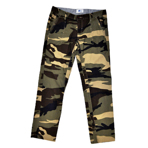 GPPR - Brian Men's Pants, Woodland Camo