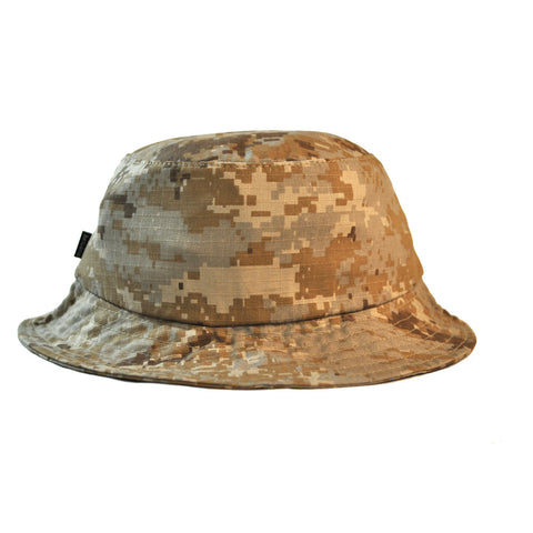 The Quiet Life - Camo Ripstop Bucket