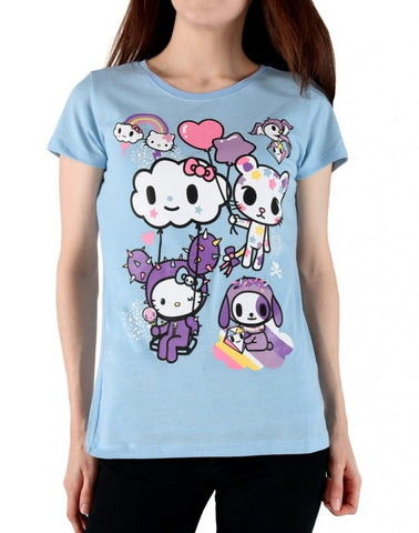 tokidoki  x Hello Kitty Candy Clouds Women