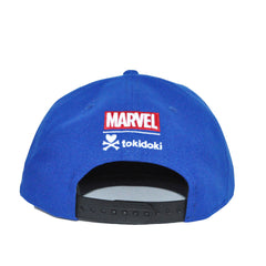 tokidoki - The Captain Snapback Hat, Blue
