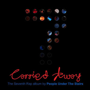 People Under The Stairs - Carried Away, CD - The Giant Peach