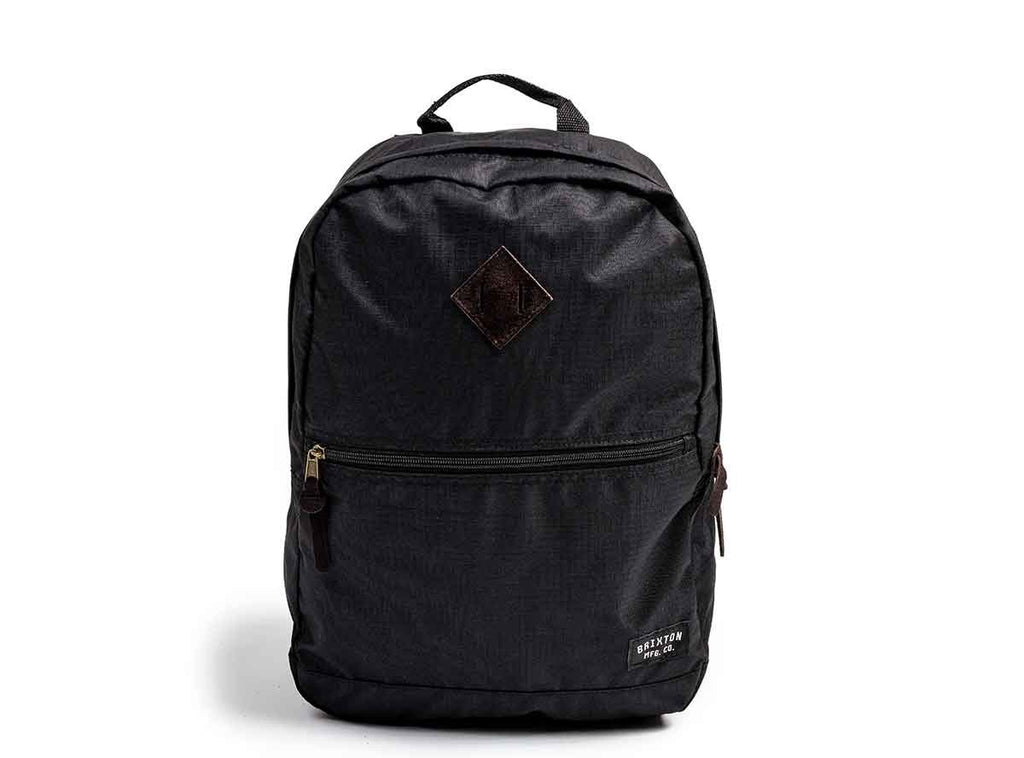 Brixton - Carson Backpack, Black - The Giant Peach