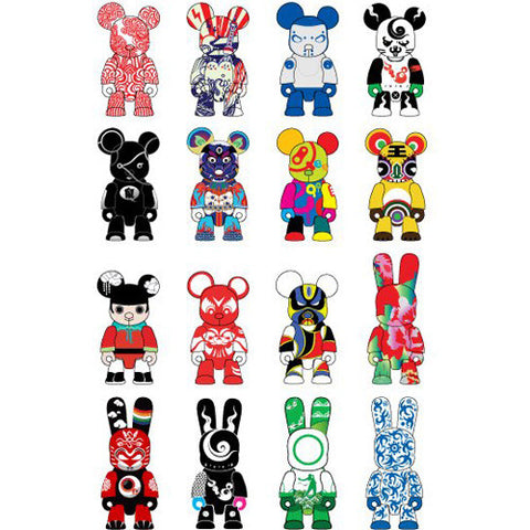 Toy2R - Qee China Artists Series 1 (Blind Assortment)