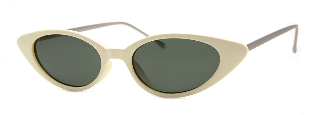 Sizzler Sunglasses, Cream