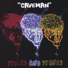 Caveman - Sticks and Stones, CD - The Giant Peach