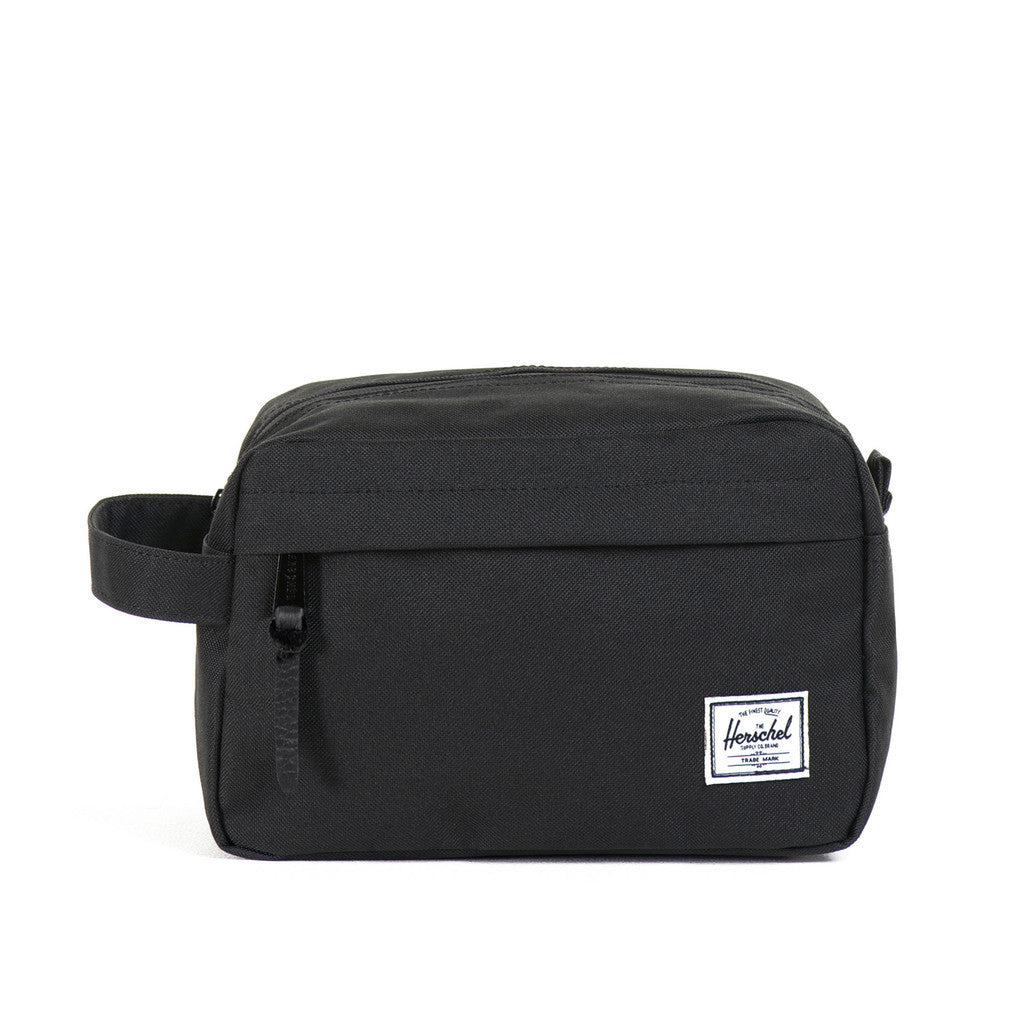 Herschel Supply Co -  Chapter Travel Kit, Black - The Giant Peach - 1
