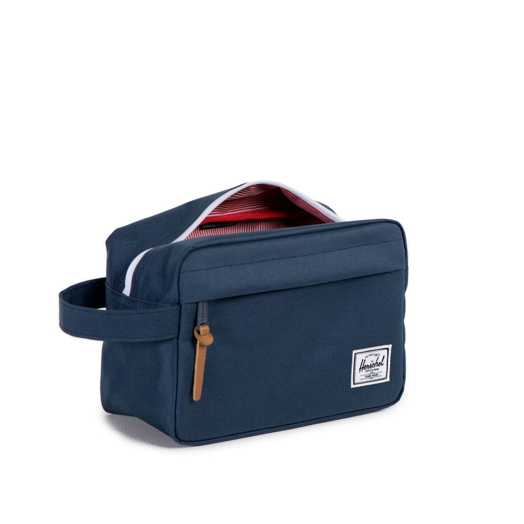 Herschel Supply Co - Chapter Travel Kit, Navy - The Giant Peach