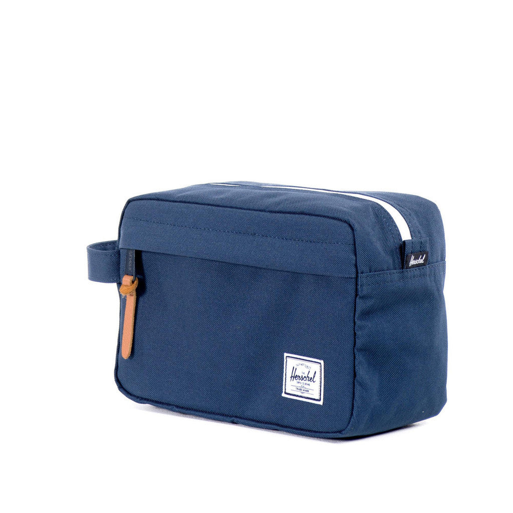 Herschel Supply Co - Chapter Travel Kit, Navy - The Giant Peach - 3