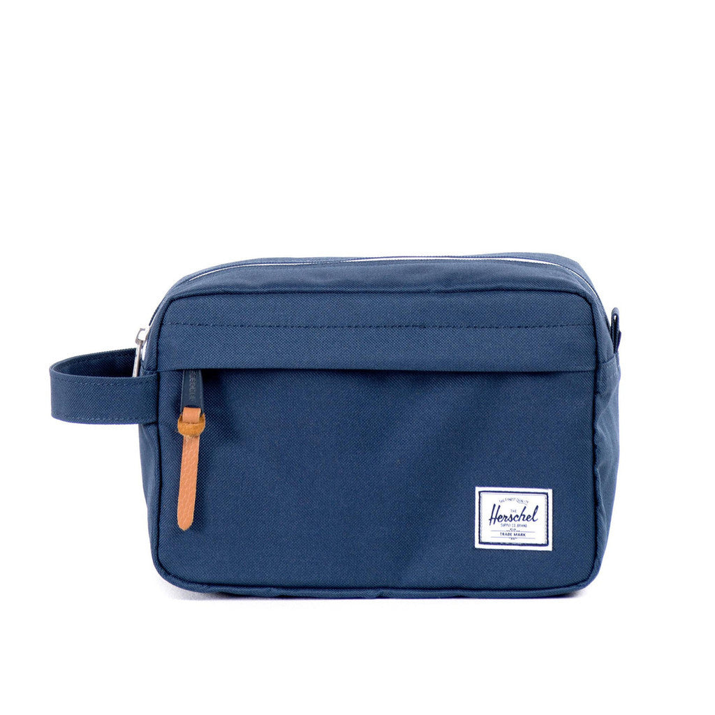 Herschel Supply Co - Chapter Travel Kit, Navy - The Giant Peach - 1