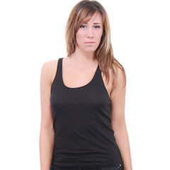 Cheap Monday - Racer Women's Tank Top, Black - The Giant Peach
