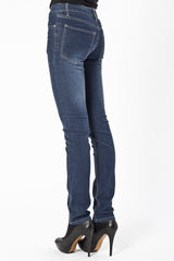 Cheap Monday - Tight Women's Jeans, Brushed - The Giant Peach