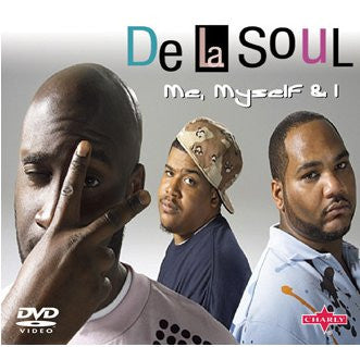 De La Soul - Me, Myself & I, CD/DVD - The Giant Peach