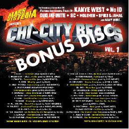 Mass Hysteria - Chicago UnderWorld Vol. 2, CD + Bonus Chi-City Beats