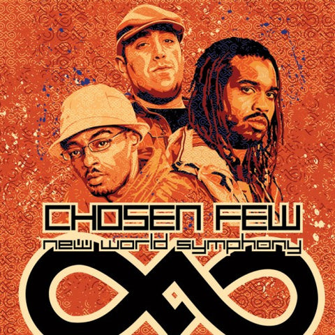 Chosen Few - New World Symphony, CD