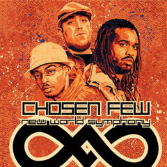 Chosen Few - New World Symphony, CD - The Giant Peach