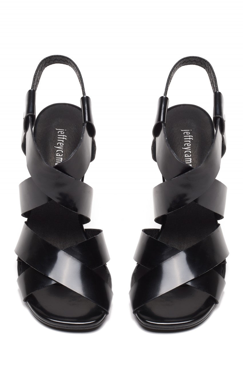 Jeffrey Campbell - Christo Heels, Black Box - The Giant Peach
