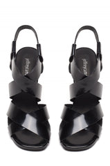 Jeffrey Campbell - Christo Heels, Black Box - The Giant Peach - 8