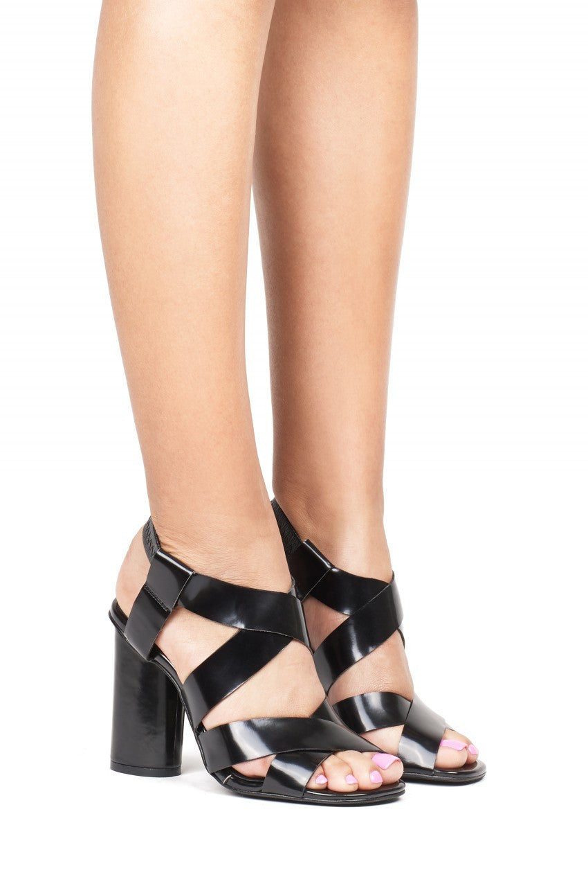 Jeffrey Campbell - Christo Heels, Black Box - The Giant Peach - 4