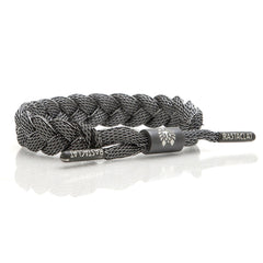 Rastaclat - Chromoly Shoelace Bracelet, Multi - The Giant Peach