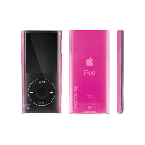 Incase - iPod Nano 4G Hard Case, Magenta - The Giant Peach - 2