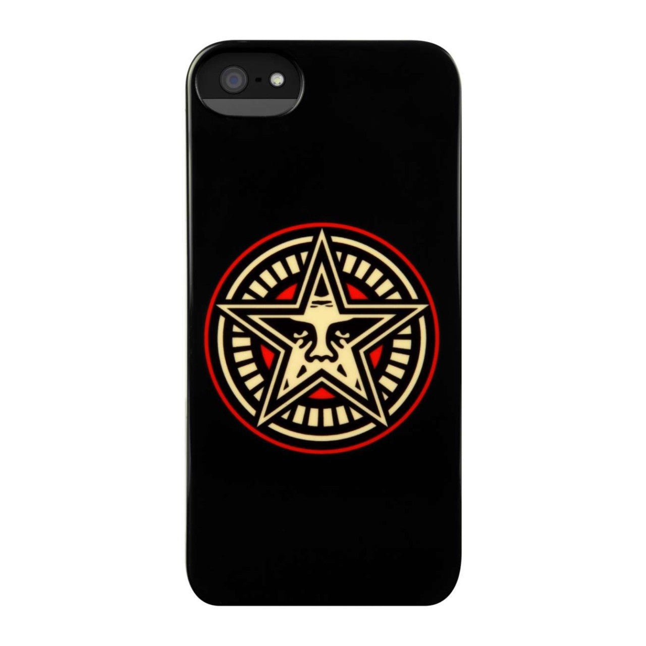 Incase x Shepard Fairey - Star Gear Case for iPhone 5 - The Giant Peach
