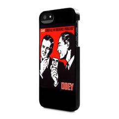 Incase x Shepard Fairey - Obedience Case for iPhone 5 - The Giant Peach