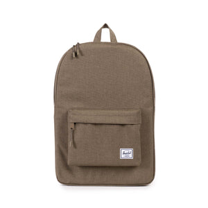 Herschel Supply Co. - Classic Backpack, Crosshatch Beech - The Giant Peach