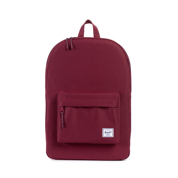 Herschel Supply Co. - Classic Backpack, Windsor Wine - The Giant Peach - 1