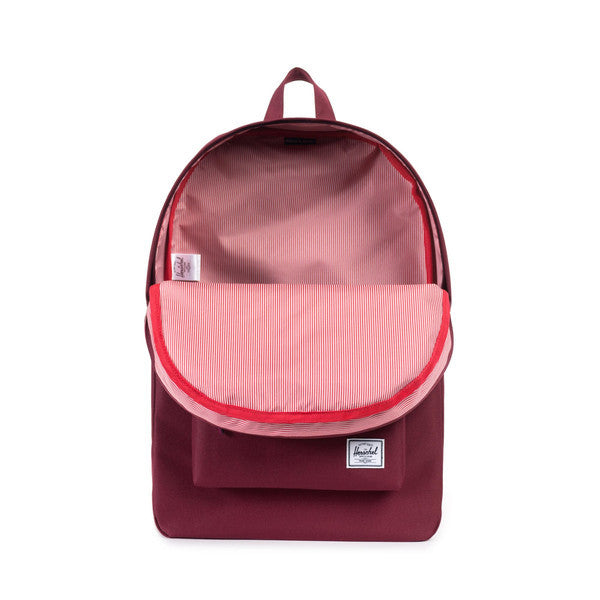 Herschel Supply Co. - Classic Backpack, Windsor Wine - The Giant Peach - 2