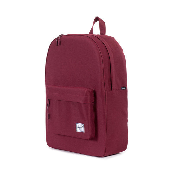 Herschel Supply Co. - Classic Backpack, Windsor Wine - The Giant Peach - 3