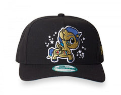 tokidoki - Cleo Snapback Hat, Black - The Giant Peach - 1