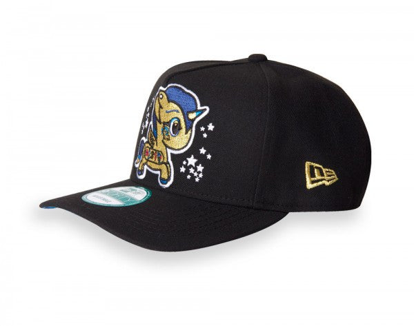 tokidoki - Cleo Snapback Hat, Black - The Giant Peach - 3