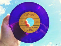 "Orgone - I Sold My Heart To The Junkman, 7"" Purple Vinyl - The Giant Peach"