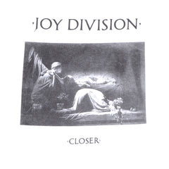 Joy Division - Closer Men's Shirt, White - The Giant Peach - 2