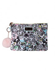 tokidoki - Pastel Pop Clutch - The Giant Peach