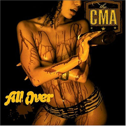 CMA - All Over, CD